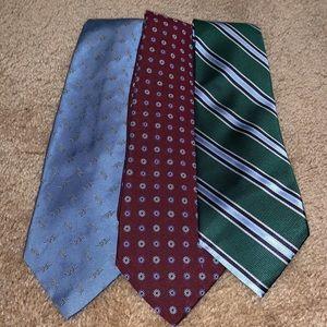 S/3 Men's Ties